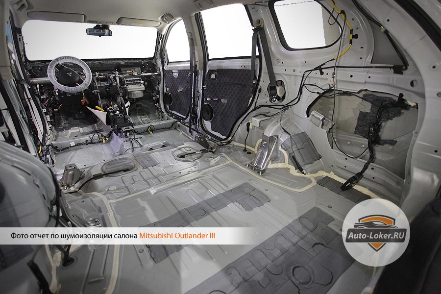 Митсубиси аутлендер ремонт своими руками 567
